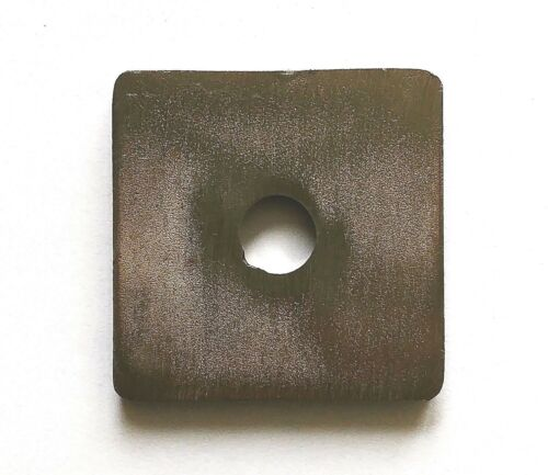 Oglaend M10 Single Hole fixing Plate for Channels T316 Stainless As Unistrut