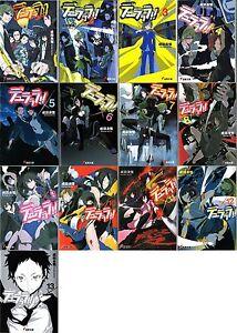 Details about Used Durarara!! All 13-vol  Complete set Japanese Light Novel  Ryohgo Narita