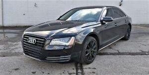 2012 Audi A8 L Premium