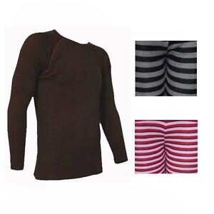 XTM-Adults-Polypro-Winter-Base-Layer-Thermal-Underwear-Long-John-Top-XS-2XL
