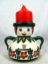 Rare # seltener 60´s design Schlossberg Keramik Kerzenhalter / candlestick