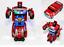 Robot-Transformador-coche-se-deforman-con-luz-y-sonido-Racing-concepto-Ninos-Juguete-Reino-Unido miniatura 8