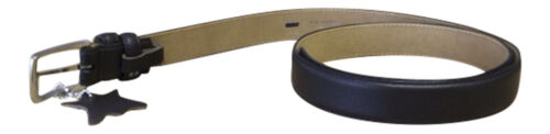 Genuine Men/'s soft Leather jeans Belt S XXXL in Brown or Black Men/'s gift