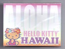 Sanrio Hello Kitty Sticky Notes Hawaii 30 Sheets Aloha