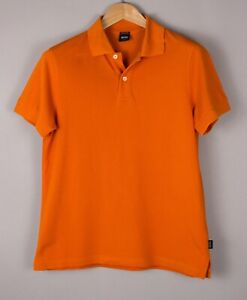 HUGO BOSS Hommes Firenze Slim Décontracté Col Polo T-Shirt TAILLE S BCZ801