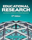 Educational Research: Quantitative, Qualitative, and Mixed Approaches by R. Burke Johnson, Larry B. Christensen (Hardback, 2013)