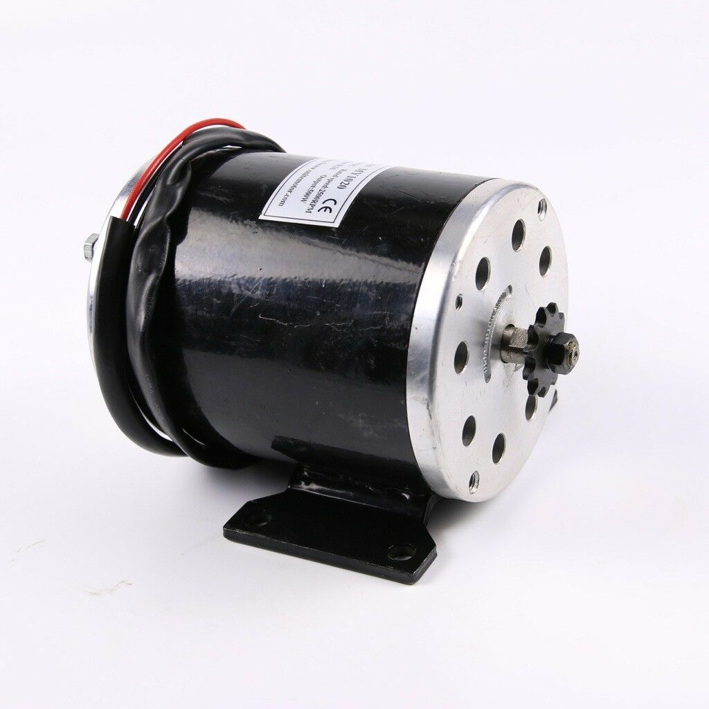 36V DC 500W Electric Brush Speed Motor for Scooter ATV Go Kart MX E300 su