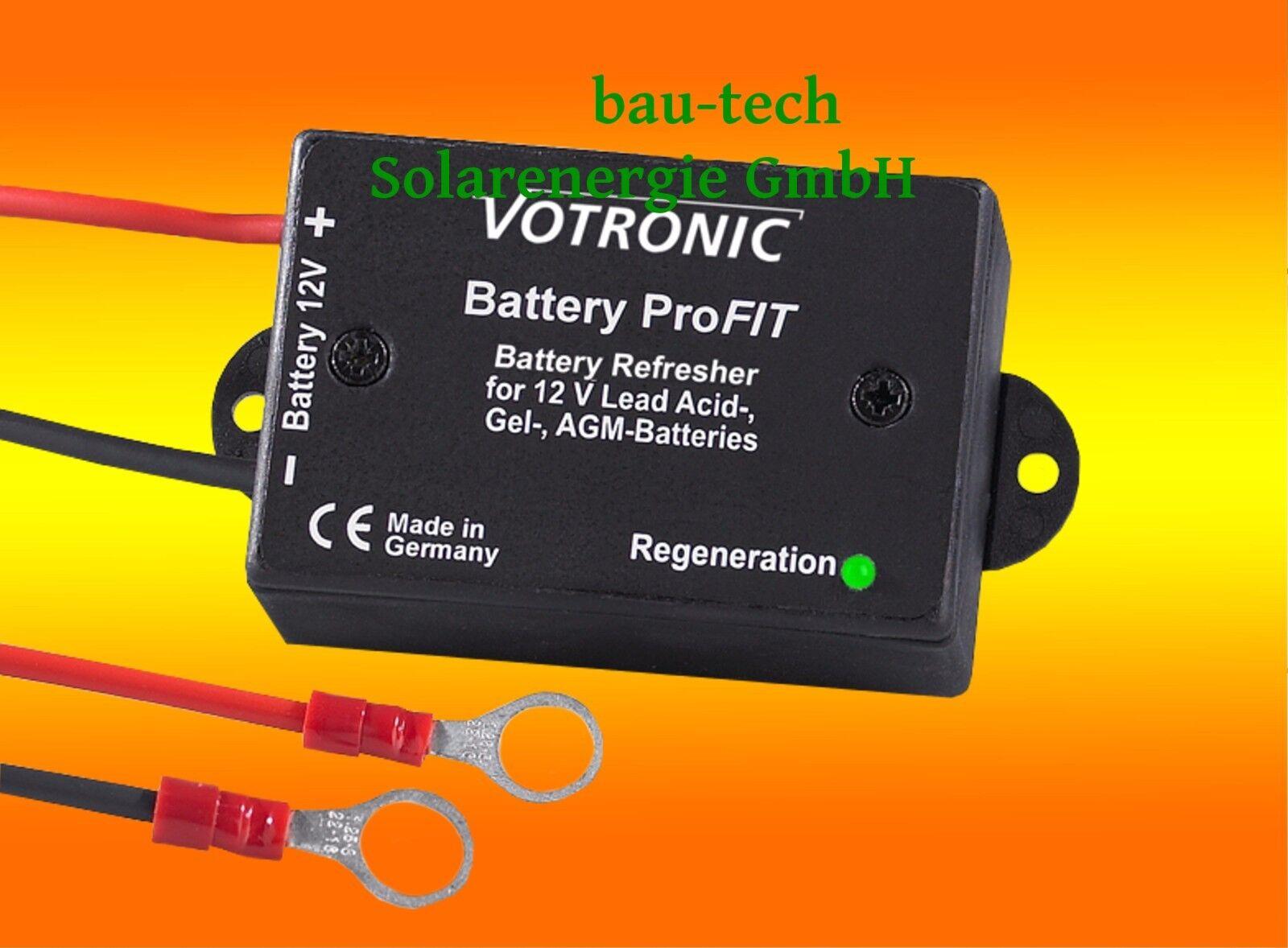Votronic Battery-ProFIT 12V Batterie Akku Refresher Aktivator