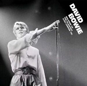 David Bowie Welcome to the Blackout Record Store Day 2018 RSD - Bromley, United Kingdom - David Bowie Welcome to the Blackout Record Store Day 2018 RSD - Bromley, United Kingdom