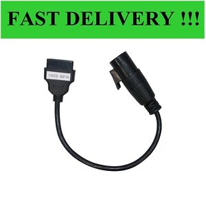 Iveco-30-pin-to-OBD-OBD2-adapter-cable