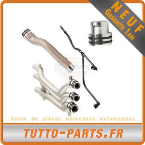 Kit-Tube-Durite-d-039-eau-de-Refroidissement-Bride-Porsche-Cayenne-4-5-94810605906