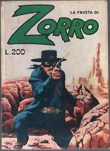 LA FRUSTA DI ZORRO N. 20 CERRETTI EDITORE 1975 - Italia - LA FRUSTA DI ZORRO N. 20 CERRETTI EDITORE 1975 - Italia