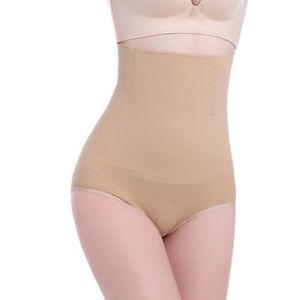 dd85b13c35 Image is loading Women-Body-Shaping-High-Waist-Underwear-Slimming-Pants-