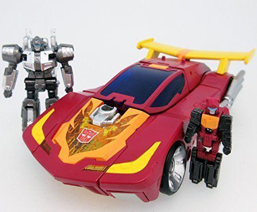 Transformers LG 45 Target Master Hot Rodimus Japan