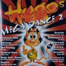 Hugo's Megadance 2 (1995) Scatman John, Adiemus, Starwash, Schwester S, G.. [CD]