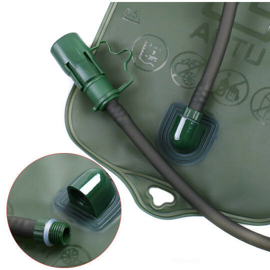 Cantimplora bolsa agua hidratacion deportes senderismo camping camping camping (Envio express) 330822