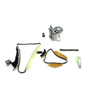 NEU-Steuerkettenset-Nockenwellenversteller-Bock-VW-1-8-2-0-TFSI-CAEB-06H109158H