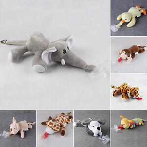 Animal-Poupee-Tetines-tetine-enfant-bebe-coton-Jouet-stoicien