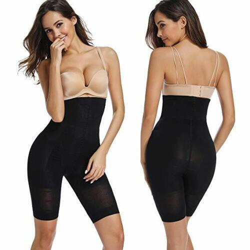 UK WOMEN TUMMY THIGH TRIMMER BODY SHAPER SLIMMING KNICKERS PANTS STOMACH CONTROL