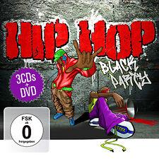 CD y DVD Hip Hop Negro partido de Various Artists 3CDs + DVD