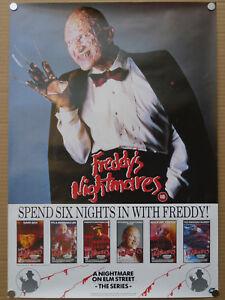 a-nightmare-on-elm-street-freddys-nightmares-video-shop-film-poster