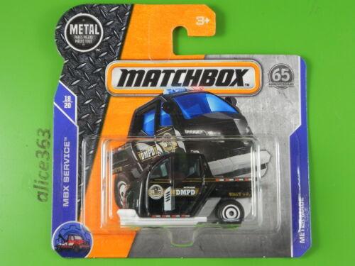 MBX Service 86 neu in OVP Meter Made Matchbox 2018