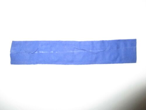 b5190 US Air Force USAF Name Tape U.S.Air Force lt Blue IR24F