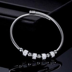 Stainless-Steel-Wrist-Diamond-Accessories-Men-Elegant-Bracelet-Chain-Jewelry-W