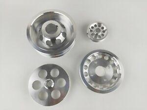 Underdrive-Aluminum-Pulley-Kit-for-Nissan-300ZX-3-0L-Non-Turbo-Z32-VG30DE-94-96