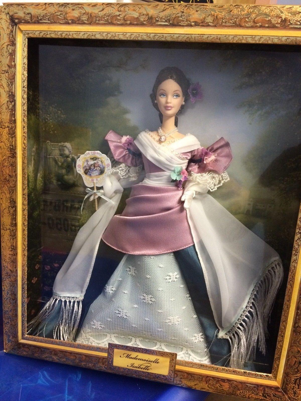 Edición Limitada, Mademoiselle Isabelle Muñeca Barbie En Caja Original