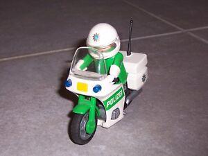 Playmobil 3983 Motorradstreife