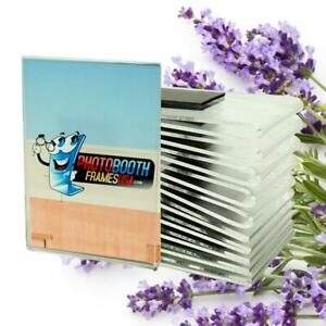2 5 X 3 5 Acrylic Magnetic Wallet Size Picture Frames Ebay