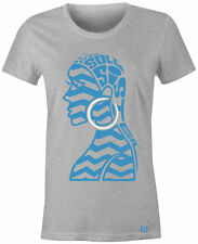 "/""SOLE SISTER 2/"" Women//Juniors T-Shirt to Match Air Retro 12 /""WOLF GREY/"""