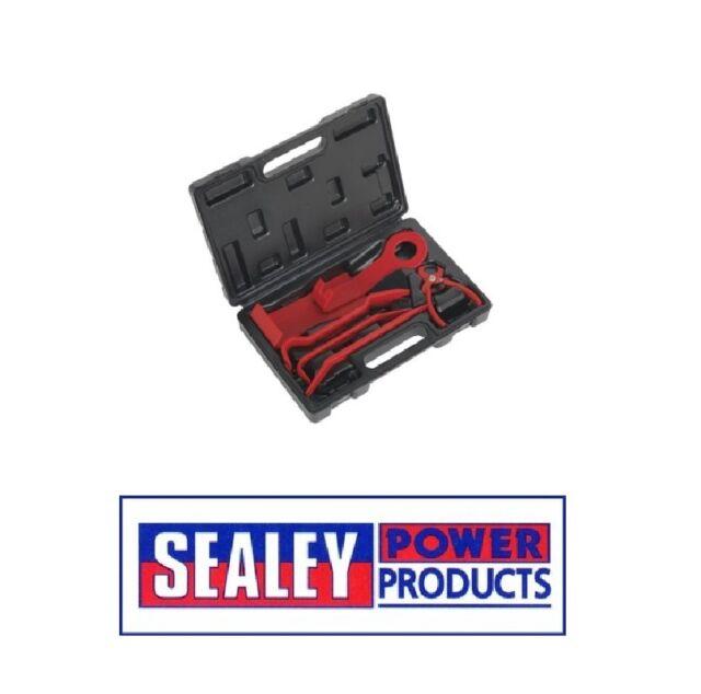 Sealey Trim & Upholstery Set 6pc RT6K