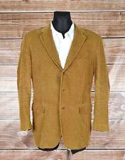Gant Velluto A Coste Giacca Uomo Blazer Taglia EU50 UK40, autentica