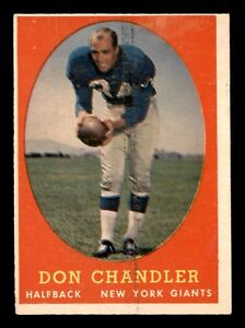 DON-CHANDLER-1958-TOPPS-1958-NO-54-EX-22698