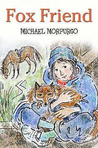 Fox-Friend-Morpurgo-Michael-Good-Fast-Delivery