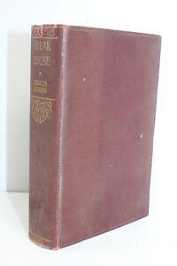 Vintage-Book-c1937-Bleak-House-Charles-Dickens-Collins-Clear-Type