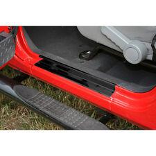Einstiegsleisten Jeep Wrangler JK Door Entry Guar schwarz Rugged Ridge 11216.10