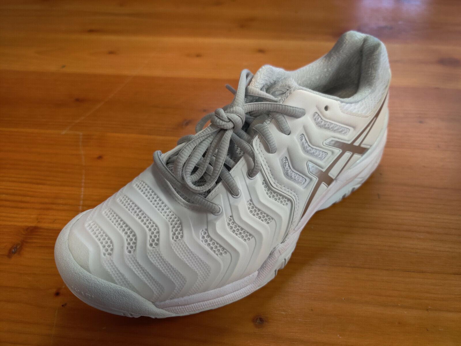 asics mujer tenis zapatillas