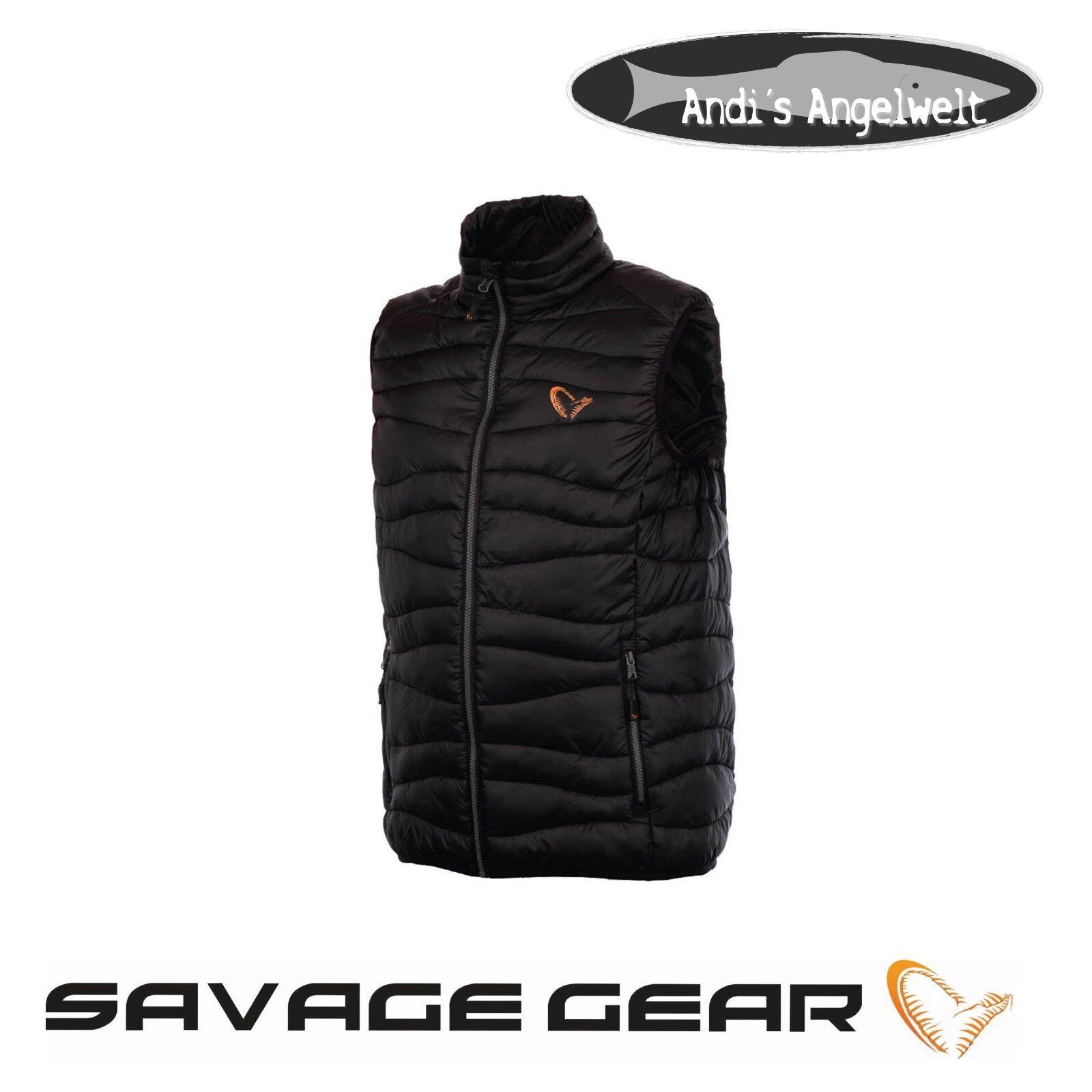 Savage Gear Lite Vest -  super leggero Pescatore GILET  - diverse dimensioni-NUOVO