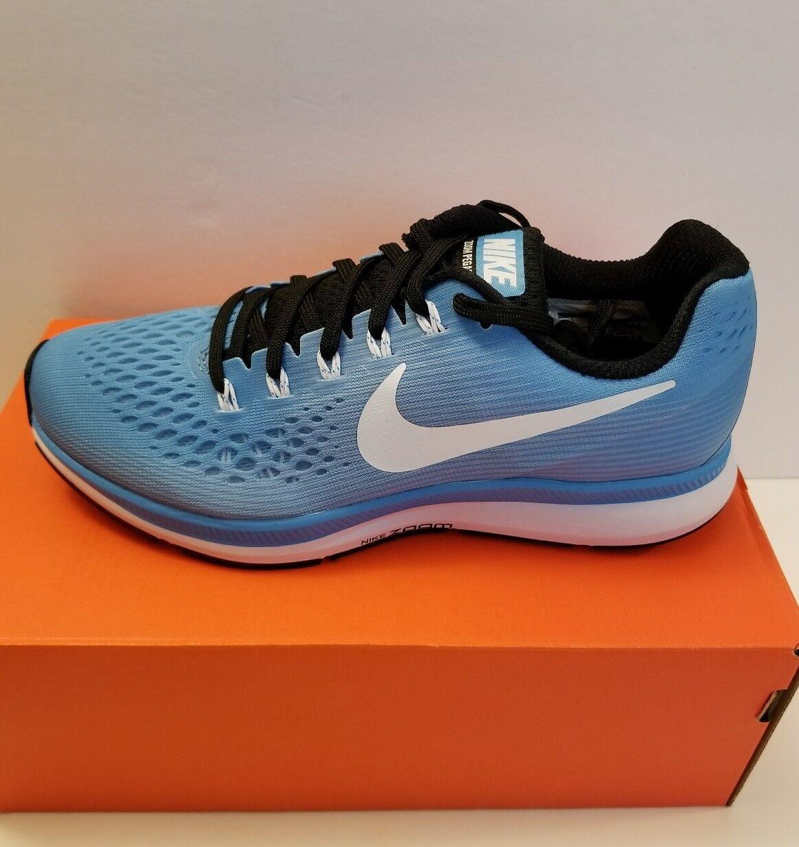 Wmns 7 Nike Air Zoom Pegasus 34 TB Sz 7 Wmns Blue/White/Black 887017-403 FREE SHIPPING 7a987a