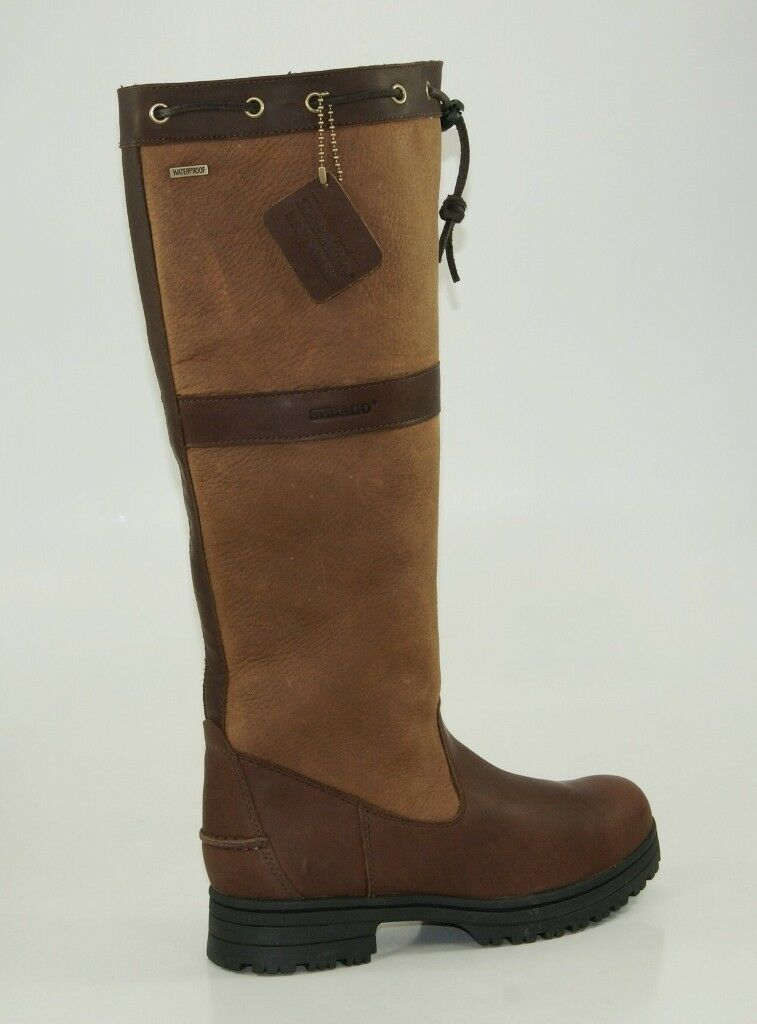Sebago Dorset Dorset Dorset High waterproof botas señora botas de invierno nuevo 09a232
