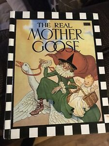 The real mother goose nursery rhymes book