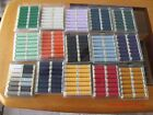 GUTERMANN SEW ALL THREAD,$12. case of 10 spools,110 yds spool poly. Free Ship