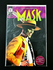 THE-MASK-1-DARK-HORSE-COMICS-1994-NM