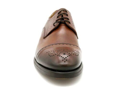 Made In Spain MARTTELY Herren Leder Halbschuhe Brogue Anzug Business-Schuhe