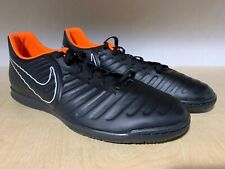 21359e026 item 3 Nike Tiempox Rio IV IC Indoor Soccer Shoes (Black/Total Orange) Mens  11.5 -Nike Tiempox Rio IV IC Indoor Soccer Shoes (Black/Total Orange) Mens  11.5