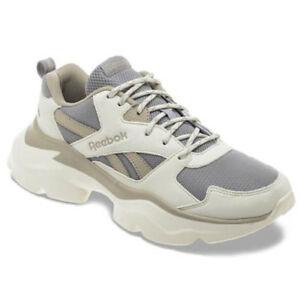 zegarek oficjalny sklep wyprzedaż resztek magazynowych Details about Reebok DV8339 Royal Bridge 3.0 Running shoes white beige grey  sneakers
