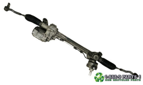 2010 2011 2012 Ford Fusion Steering Gear Rack and Pinion electric assist L324D46